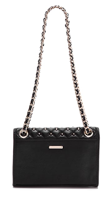 Rebecca Minkoff Mini Quilted Affair Bag with Studs