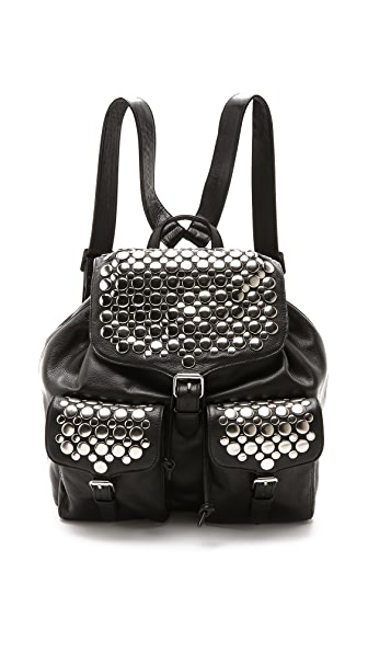 Rebecca Minkoff Selena Backpack with Flat Studs