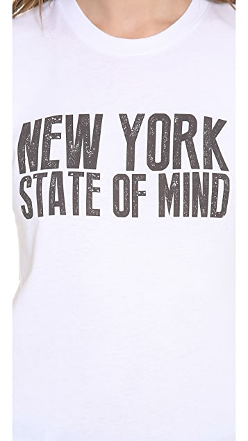 Rebecca Minkoff New York State of Mind Tee