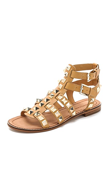 Rebecca Minkoff Sage Studded Gladiator Sandals