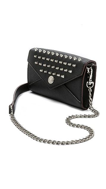 Rebecca Minkoff Mini Wallet on a Chain