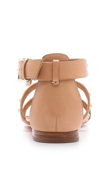 Rebecca Minkoff Santana Studded Sandals