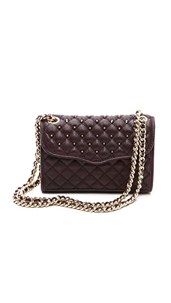 Rebecca Minkoff Studded Mini Affair Bag