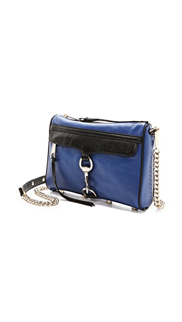 Rebecca Minkoff Colorblock Mini MAC Bag