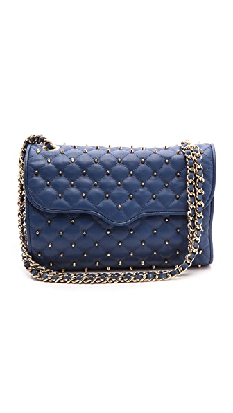 Rebecca Minkoff Quilted Affair Bag with Studs