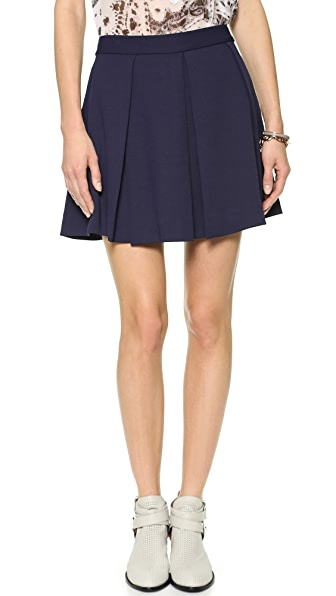 Rebecca Minkoff Liv Pleated Skirt