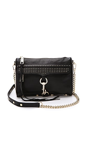 Rebecca Minkoff Micro Studded Mini MAC Bag