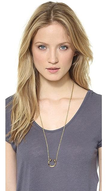 Rebecca Minkoff Curbs Necklace