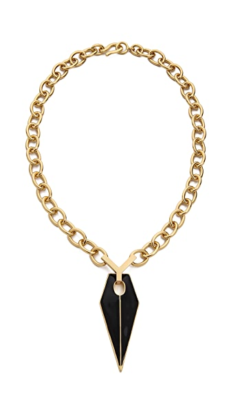 Rebecca Minkoff Single Blade Necklace
