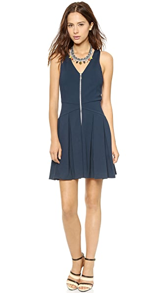 Rebecca Minkoff Hayden Zip Dress