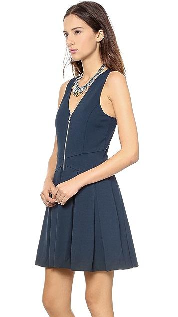 Rebecca Minkoff Hayden Zip Dress
