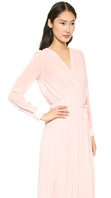 Rebecca Minkoff Hayes Pleated Dress
