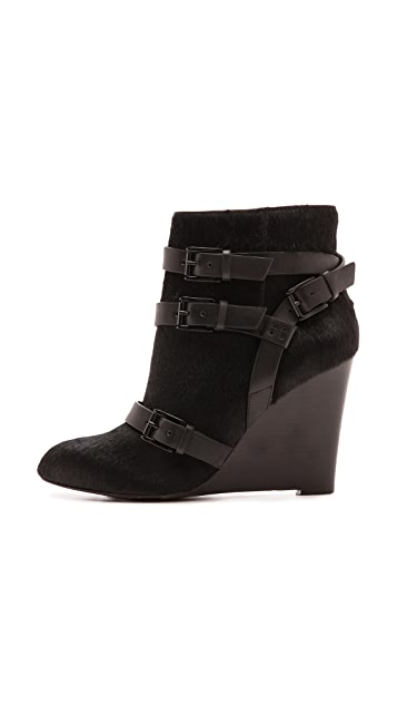 Rebecca Minkoff Maggie Haircalf Booties