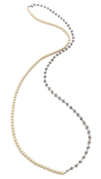 Rebecca Minkoff Long Chain Necklace