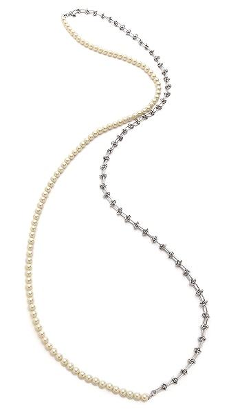 Rebecca Minkoff Long Chain Necklace