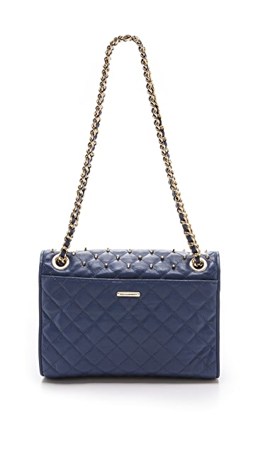Rebecca Minkoff Quilted Affair With Studs