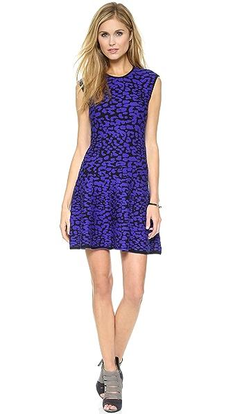 Rebecca Minkoff Leopard Dress