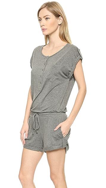 Rebecca Minkoff Mandy T-Shirt Romper