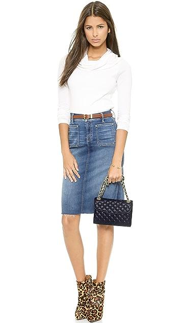 Rebecca Minkoff Mini Quilted Affair Cross Body Bag