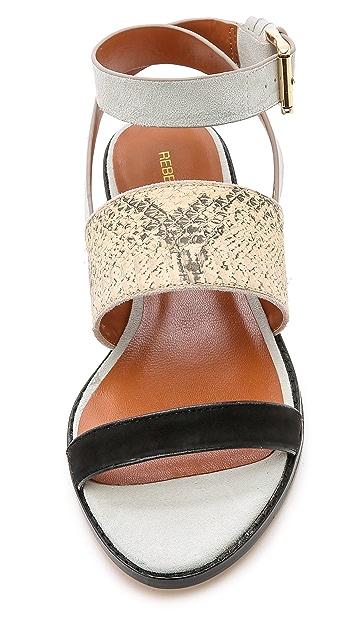 Rebecca Minkoff Serena Flat Sandals