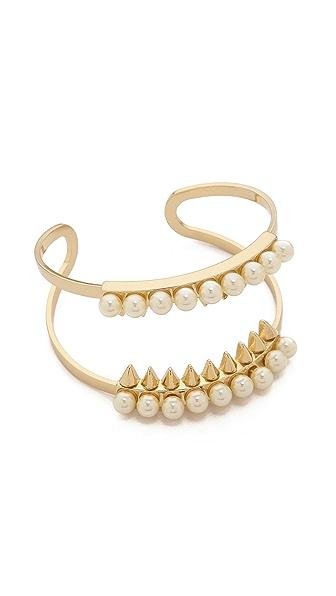 Rebecca Minkoff Spike Cuff Bracelet