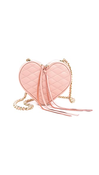 Rebecca Minkoff Heart Cross Body Bag