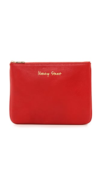 Rebecca Minkoff Kerry Makeup Stash Pouch