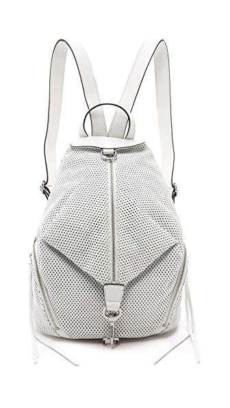 Rebecca Minkoff Perforated Julian Backpack