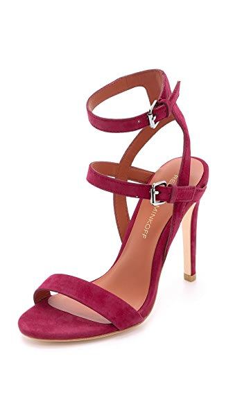 Rebecca Minkoff Rosalie Suede Sandals
