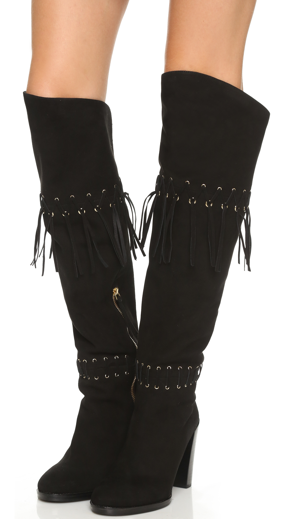 0d7092476ee Rebecca Minkoff Bardot Over the Knee Boots