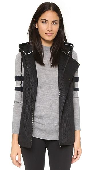 Rebecca Minkoff Rm Active Skee-Lo Vest - Black