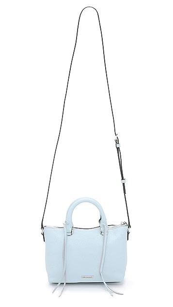 Rebecca Minkoff Миниатюрная байкерская сумка-портфель