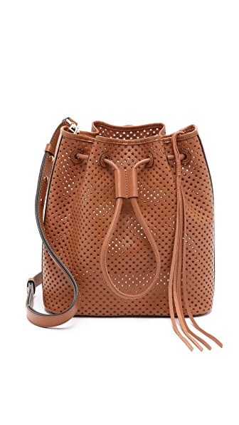 Rebecca Minkoff Star Perf Bucket Bag
