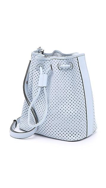 Rebecca Minkoff Star Perf Bucket Bag