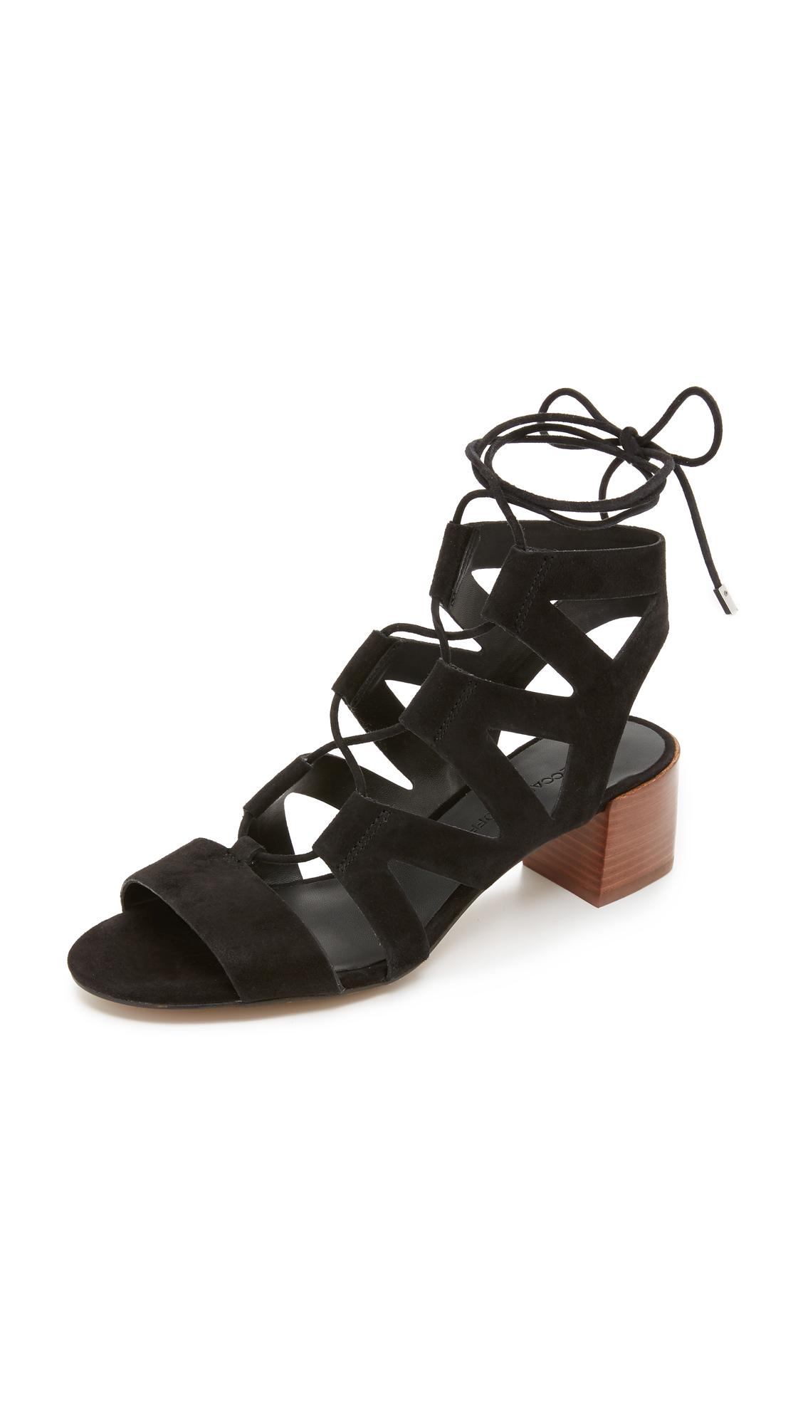 e923845bf050 Rebecca Minkoff Issa Gladiator Sandals