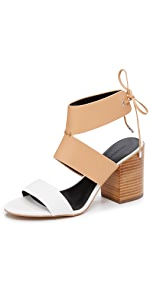 Christy City Sandals                Rebecca Minkoff