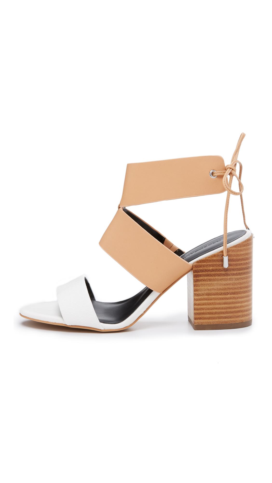 a562ba07764 Rebecca Minkoff Christy City Sandals