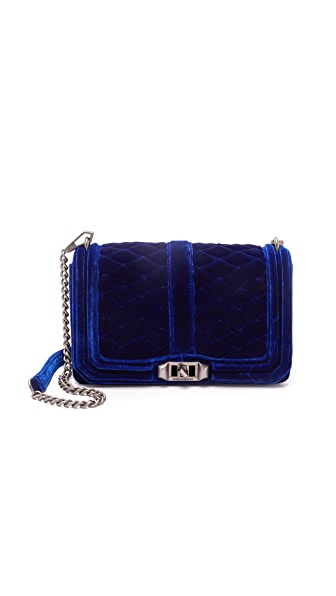 Rebecca Minkoff Velvet Love Cross Body Bag