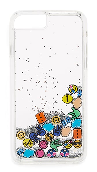 Rebecca Minkoff Novelty Waterfall iPhone 6 / 6s Case