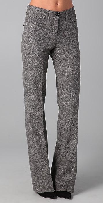 Robbi & Nikki Tweed Wide Leg Pants