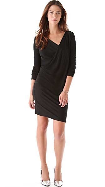 Robbi & Nikki Draped Dress