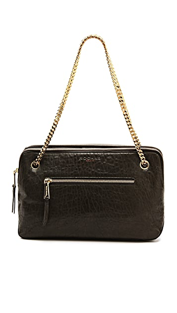 Rochas Chain Shoulder Bag