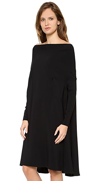 Rochas Off Shoulder Dress