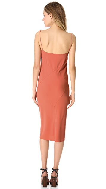 Rochas Slip Dress