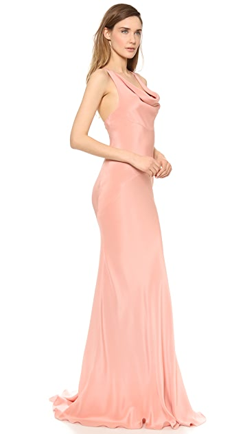 Rochas Sleeveless Gown