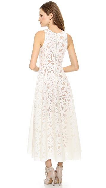 Rochas White Dress