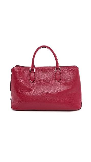 Rochas Leather Handbag