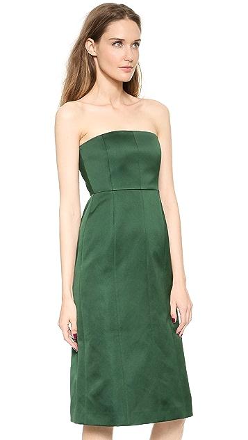 Rochas Strapless Dress