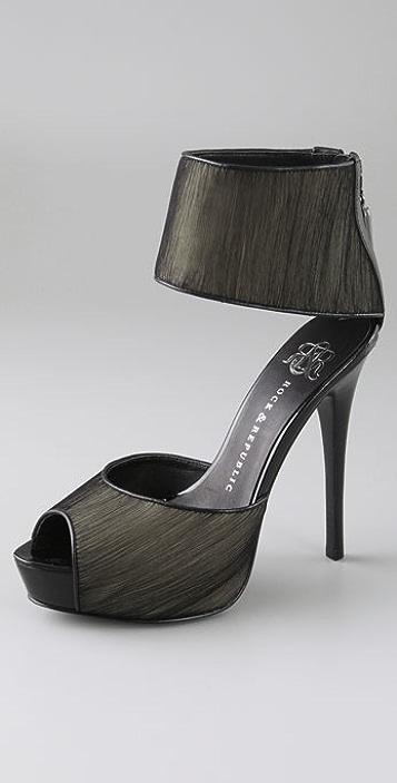 Rock & Republic Aria Platform Sandals