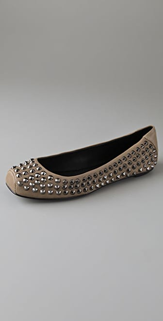 Rock & Republic Bay Studded Flats